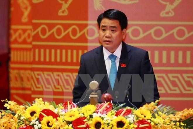 Uy vien Ban Chap hanh Trung uong Dang (chinh thuc) khoa XII - Phan 1 hinh anh 23