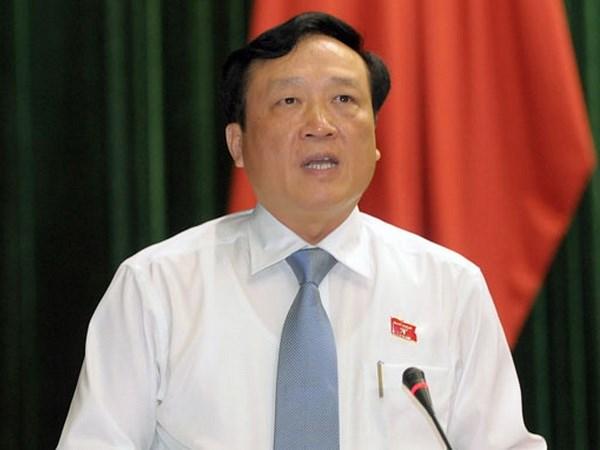 Uy vien Ban Chap hanh Trung uong Dang (chinh thuc) khoa XII - Phan 1 hinh anh 7