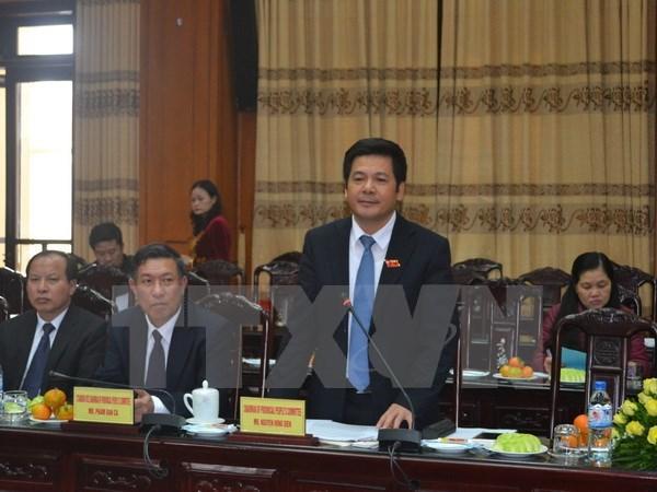 Uy vien Ban Chap hanh Trung uong Dang (chinh thuc) khoa XII - Phan 1 hinh anh 33