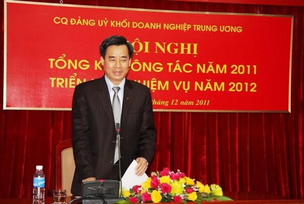 Uy vien Ban Chap hanh Trung uong Dang (chinh thuc) khoa XII - Phan 1 hinh anh 45