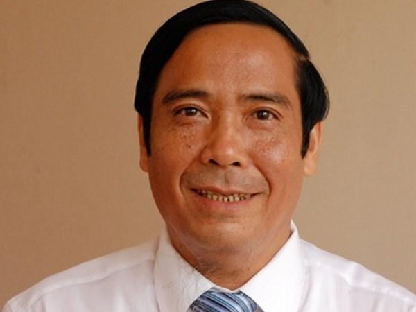 Uy vien Ban Chap hanh Trung uong Dang (chinh thuc) khoa XII - Phan 1 hinh anh 10