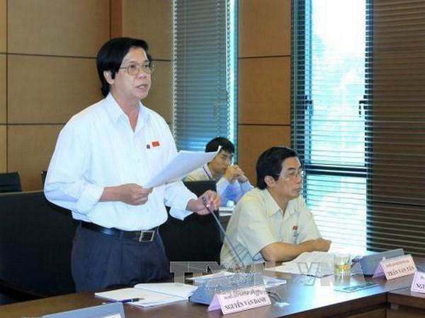 Uy vien Ban Chap hanh Trung uong Dang (chinh thuc) khoa XII - Phan 1 hinh anh 32