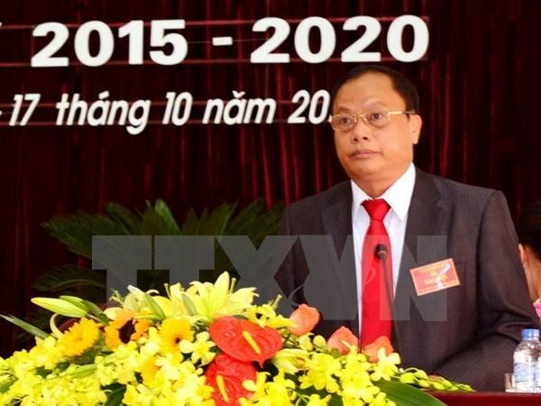 Uy vien Ban Chap hanh Trung uong Dang (chinh thuc) khoa XII - Phan 1 hinh anh 35