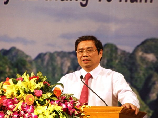 Uy vien Ban Chap hanh Trung uong Dang (chinh thuc) khoa XII - Phan 1 hinh anh 22