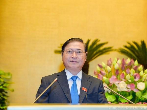 Uy vien Ban Chap hanh Trung uong Dang (chinh thuc) khoa XII - Phan 1 hinh anh 43