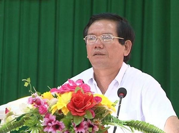 Uy vien Ban Chap hanh Trung uong Dang (chinh thuc) khoa XII - Phan 1 hinh anh 41