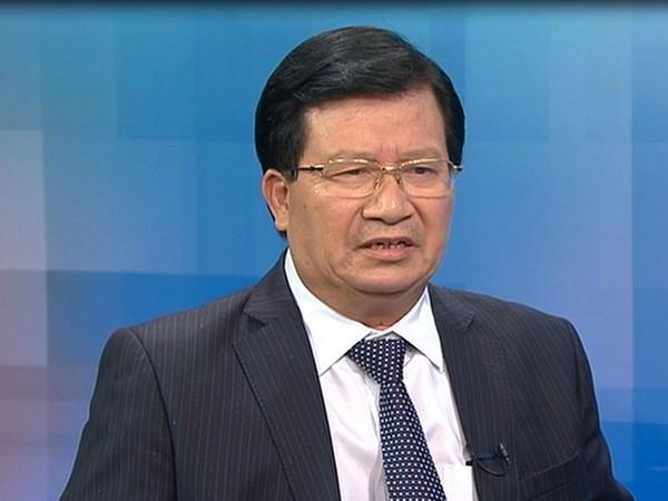 Uy vien Ban Chap hanh Trung uong Dang (chinh thuc) khoa XII - Phan 1 hinh anh 38