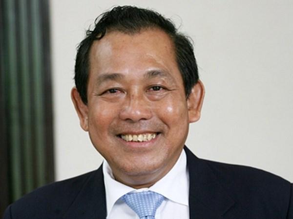 Uy vien Ban Chap hanh Trung uong Dang (chinh thuc) khoa XII - Phan 1 hinh anh 8