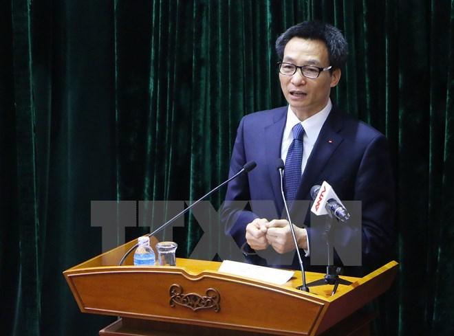 Uy vien Ban Chap hanh Trung uong Dang (chinh thuc) khoa XII - Phan 1 hinh anh 46