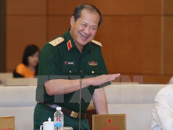 Uy vien Ban Chap hanh Trung uong Dang (chinh thuc) khoa XII - Phan 3 hinh anh 47