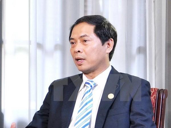 Uy vien Ban Chap hanh Trung uong Dang (chinh thuc) khoa XII - Phan 3 hinh anh 12