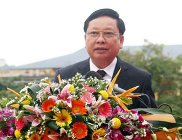 Uy vien Ban Chap hanh Trung uong Dang (chinh thuc) khoa XII - Phan 3 hinh anh 36