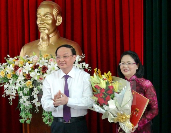 Uy vien Ban Chap hanh Trung uong Dang (chinh thuc) khoa XII - Phan 3 hinh anh 32