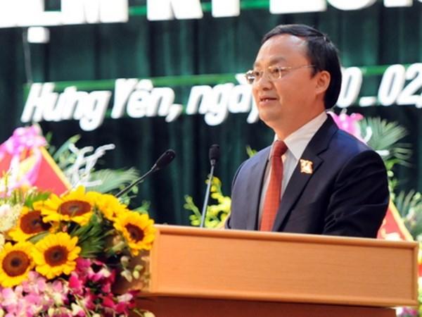 Uy vien Ban Chap hanh Trung uong Dang (chinh thuc) khoa XII - Phan 3 hinh anh 16