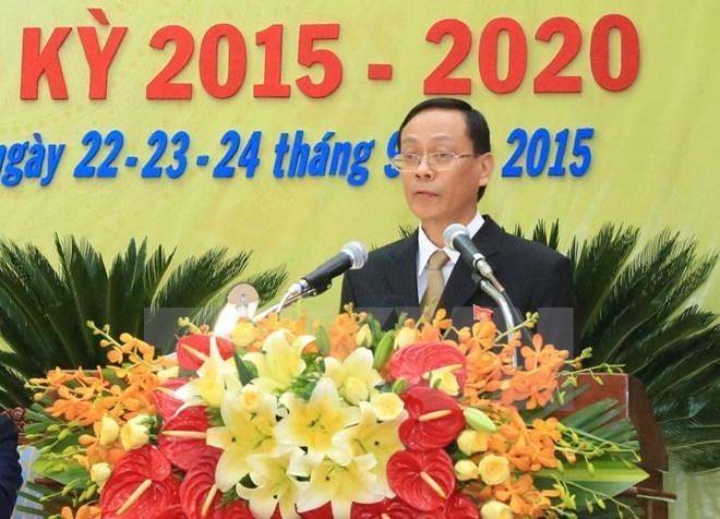 Uy vien Ban Chap hanh Trung uong Dang (chinh thuc) khoa XII - Phan 3 hinh anh 18
