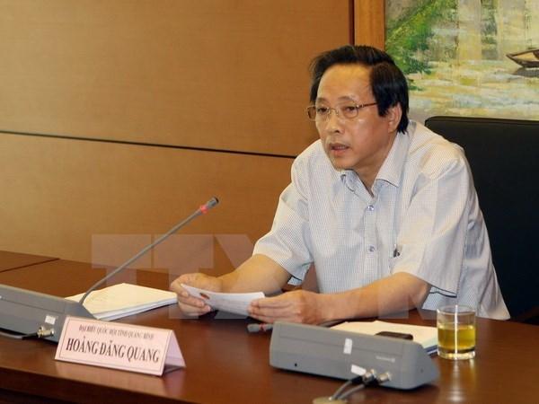 Uy vien Ban Chap hanh Trung uong Dang (chinh thuc) khoa XII - Phan 3 hinh anh 2