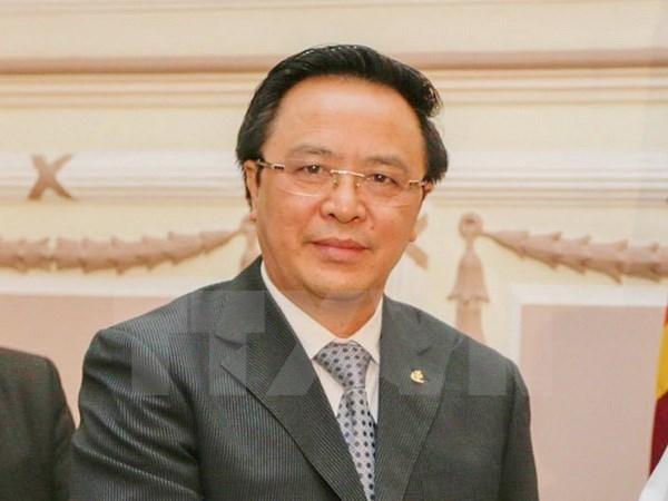 Uy vien Ban Chap hanh Trung uong Dang (chinh thuc) khoa XII - Phan 3 hinh anh 6