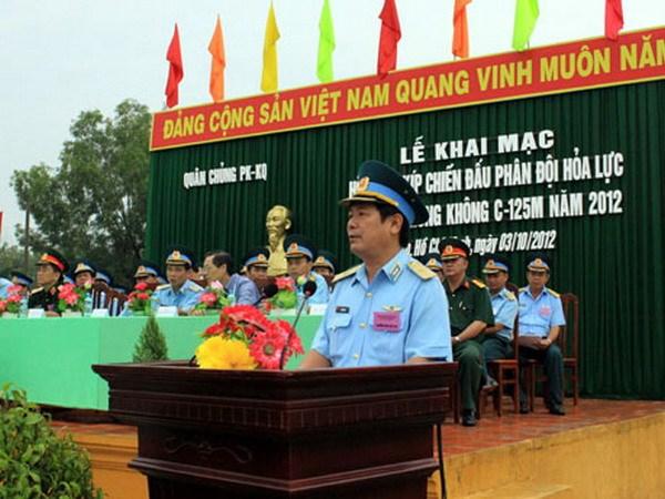 Uy vien Ban Chap hanh Trung uong Dang (chinh thuc) khoa XII - Phan 3 hinh anh 58