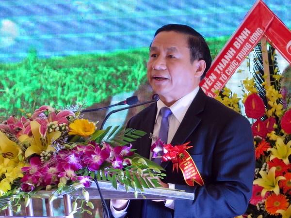 Uy vien Ban Chap hanh Trung uong Dang (chinh thuc) khoa XII - Phan 3 hinh anh 11
