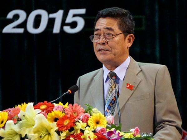 Uy vien Ban Chap hanh Trung uong Dang (chinh thuc) khoa XII - Phan 3 hinh anh 5