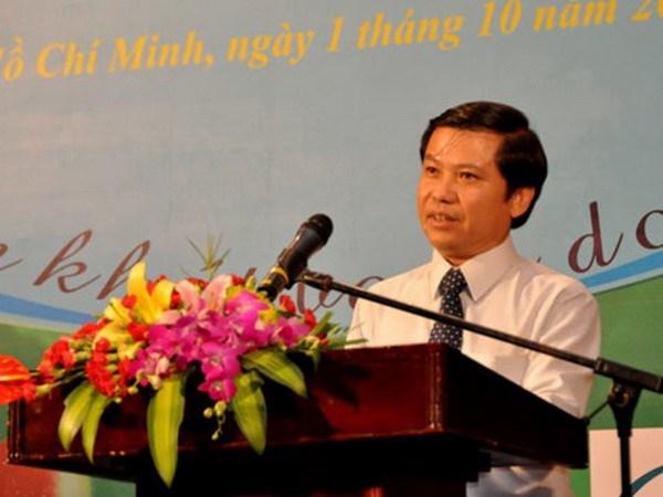 Uy vien Ban Chap hanh Trung uong Dang (chinh thuc) khoa XII - Phan 3 hinh anh 41