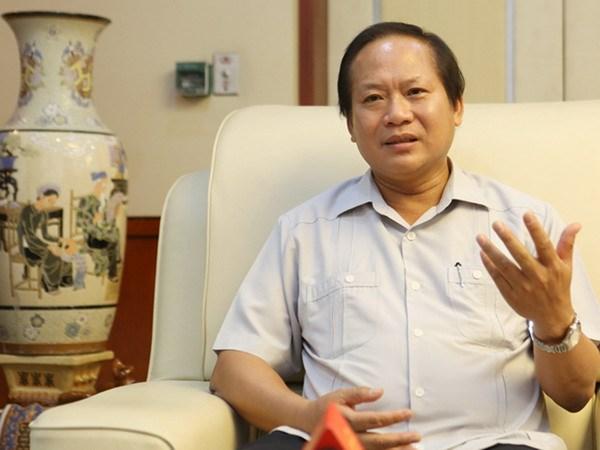 Uy vien Ban Chap hanh Trung uong Dang (chinh thuc) khoa XII - Phan 3 hinh anh 49