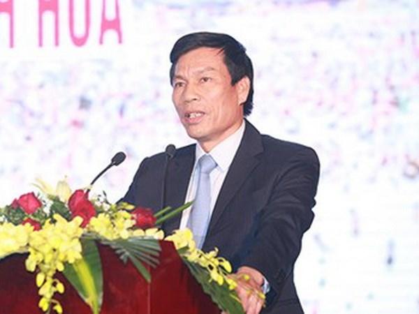 Uy vien Ban Chap hanh Trung uong Dang (chinh thuc) khoa XII - Phan 3 hinh anh 31