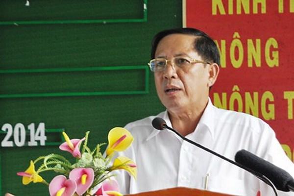 Uy vien Ban Chap hanh Trung uong Dang (chinh thuc) khoa XII - Phan 3 hinh anh 13