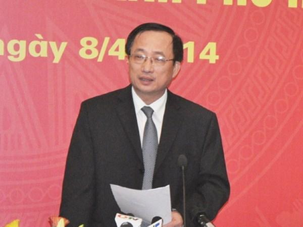 Uy vien Ban Chap hanh Trung uong Dang (chinh thuc) khoa XII - Phan 3 hinh anh 25