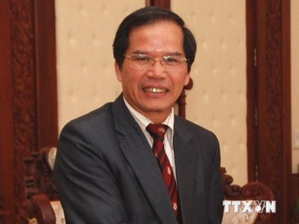 Uy vien Ban Chap hanh Trung uong Dang (chinh thuc) khoa XII - Phan 3 hinh anh 35