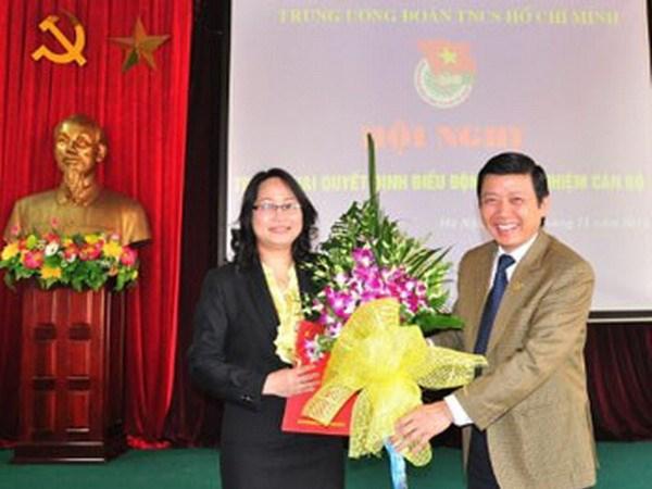 Uy vien Ban Chap hanh Trung uong Dang (chinh thuc) khoa XII - Phan 3 hinh anh 20