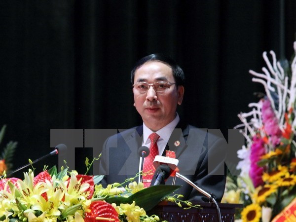 Uy vien Ban Chap hanh Trung uong Dang (chinh thuc) khoa XII - Phan 3 hinh anh 37