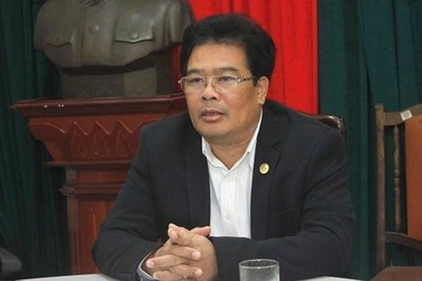 Uy vien Ban Chap hanh Trung uong Dang (chinh thuc) khoa XII - Phan 3 hinh anh 28