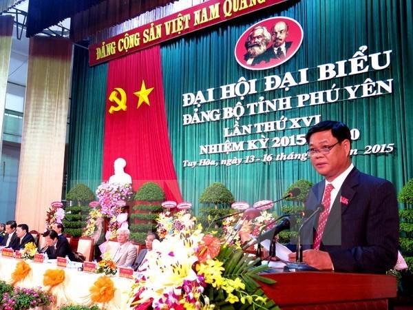 Uy vien Ban Chap hanh Trung uong Dang (chinh thuc) khoa XII - Phan 3 hinh anh 53