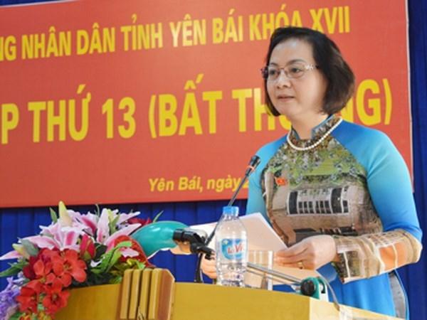Uy vien Ban Chap hanh Trung uong Dang (chinh thuc) khoa XII - Phan 3 hinh anh 38