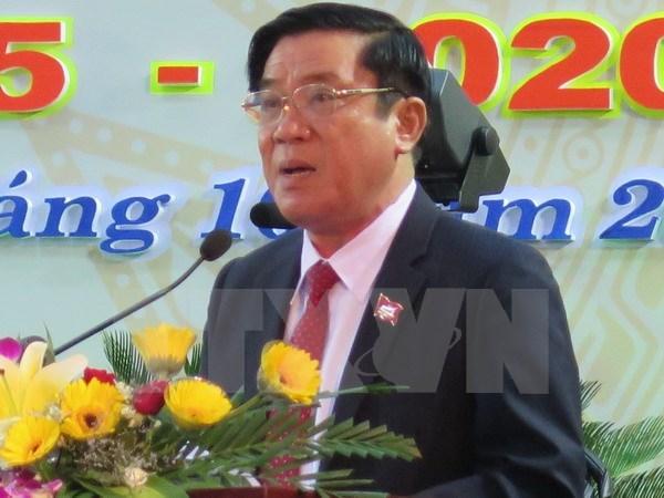 Uy vien Ban Chap hanh Trung uong Dang (chinh thuc) khoa XII - Phan 3 hinh anh 50