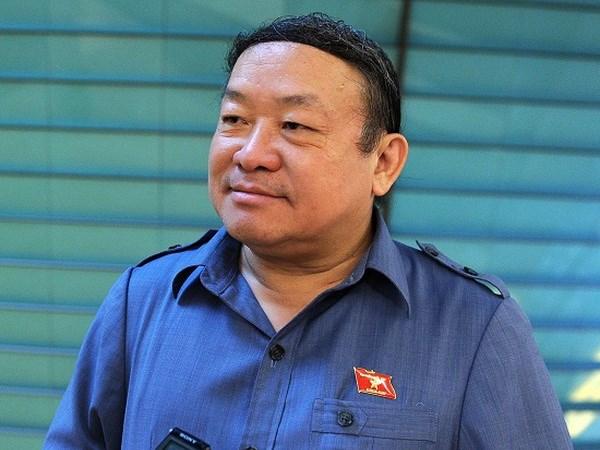 Uy vien Ban Chap hanh Trung uong Dang (chinh thuc) khoa XII - Phan 3 hinh anh 15