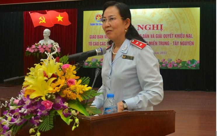 Uy vien Ban Chap hanh Trung uong Dang (chinh thuc) khoa XII - Phan 3 hinh anh 33