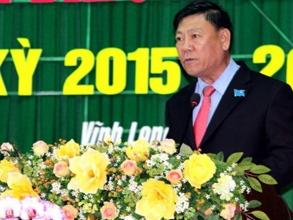 Uy vien Ban Chap hanh Trung uong Dang (chinh thuc) khoa XII - Phan 3 hinh anh 8
