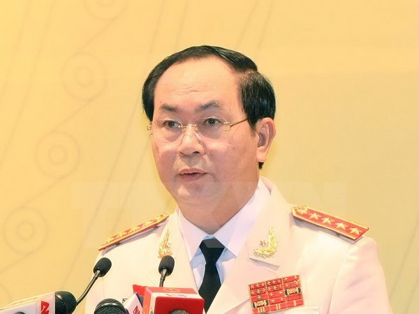 Uy vien Ban Chap hanh Trung uong Dang (chinh thuc) khoa XII - Phan 3 hinh anh 1