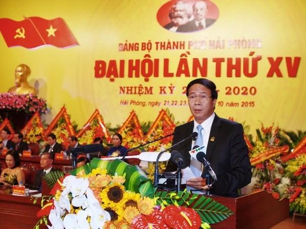 Uy vien Ban Chap hanh Trung uong Dang (chinh thuc) khoa XII - Phan 3 hinh anh 24