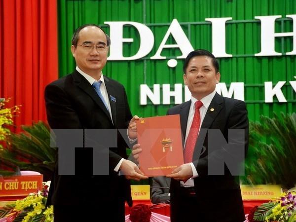Uy vien Ban Chap hanh Trung uong Dang (chinh thuc) khoa XII - Phan 3 hinh anh 30