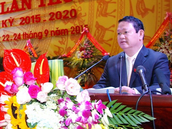 Uy vien Ban Chap hanh Trung uong Dang (chinh thuc) khoa XII - Phan 3 hinh anh 59