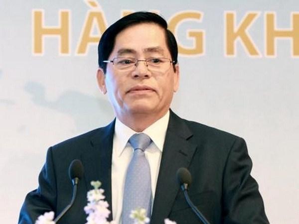 Uy vien Ban Chap hanh Trung uong Dang (chinh thuc) khoa XII - Phan 3 hinh anh 23