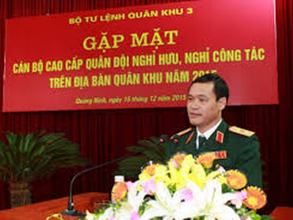Uy vien Ban Chap hanh Trung uong Dang (chinh thuc) khoa XII - Phan 3 hinh anh 9
