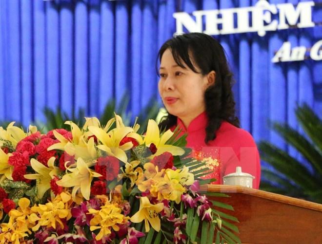 Danh sach 61 Bi thu Tinh uy, Thanh uy nhiem ky 2015-2020 hinh anh 1