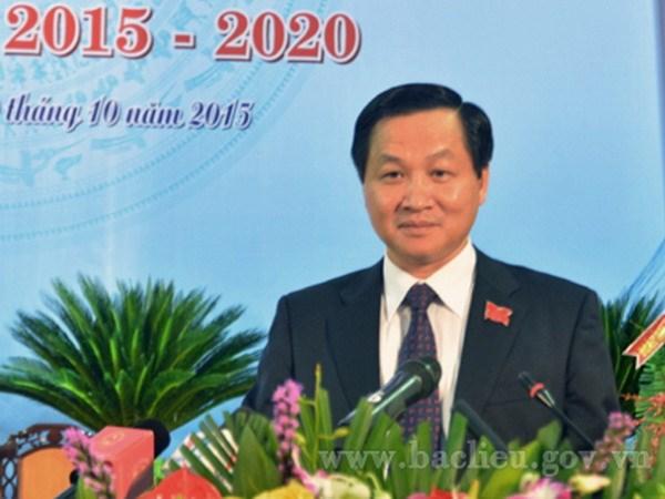 Danh sach 61 Bi thu Tinh uy, Thanh uy nhiem ky 2015-2020 hinh anh 3