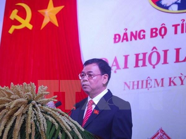 Danh sach 61 Bi thu Tinh uy, Thanh uy nhiem ky 2015-2020 hinh anh 7