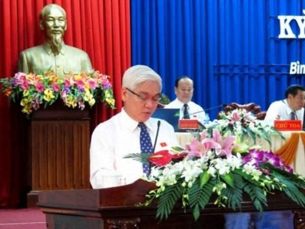 Danh sach 61 Bi thu Tinh uy, Thanh uy nhiem ky 2015-2020 hinh anh 10