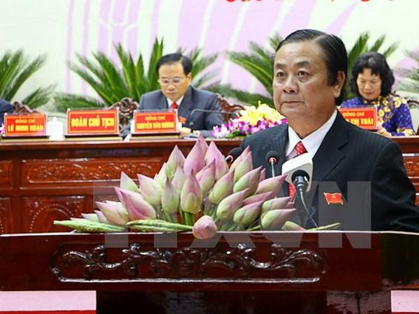 Danh sach 61 Bi thu Tinh uy, Thanh uy nhiem ky 2015-2020 hinh anh 18